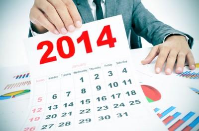 飾りたいカレンダーでわかる、2014年の理想の自分