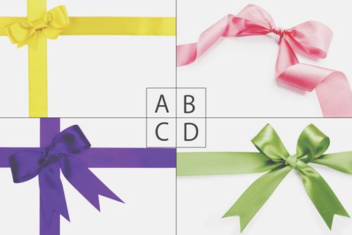 【心理テスト】母の日の贈り物、リボンは何色にする? 答えでわかるあなたの精神年齢